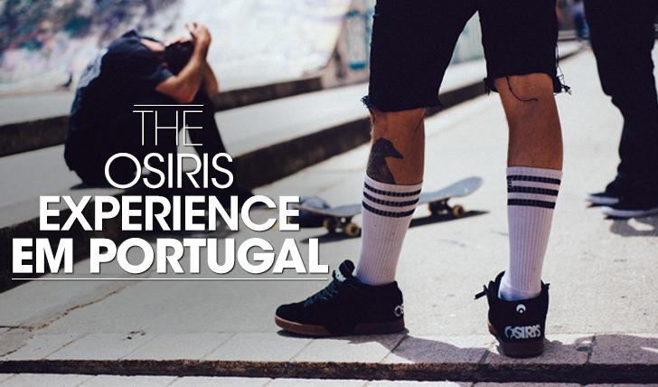 3071OSIRIS Experience em Portugal