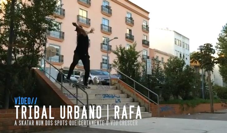 3646Tribal Urbano – Raphael Castilho || 1:03