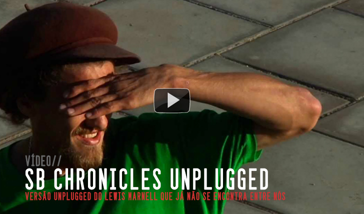 3849SB Chronicles Unplugged: Shane O'Neill presents Lewis Marnell || 3:38
