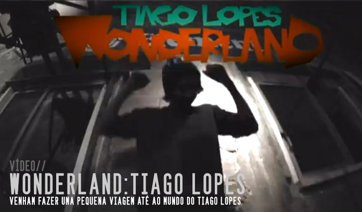3662WONDERLAND : Tiago Lopes || 4:42