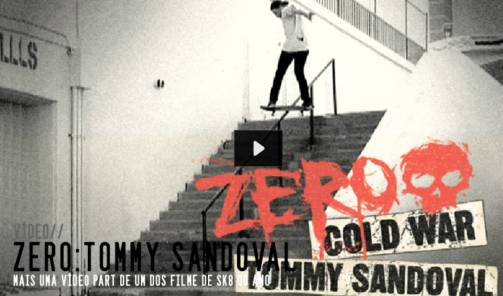 3666ZERO Cold War : Tommy Sandoval || 5:18