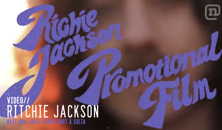 "3957Richie Jackson 2013 Skateboarding ""Promotional Film"" 