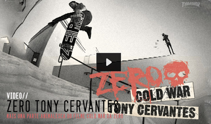 3996ZERO Cold War : Tony Cervantes || 1:40