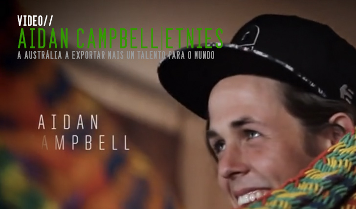 4110ETNIES presents Aidan Campbell || 4:36