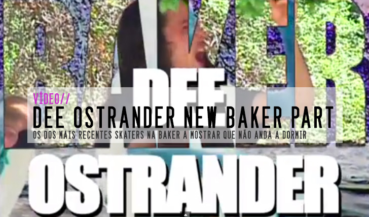 4091Dee Ostrander BAKER Part || 6:38