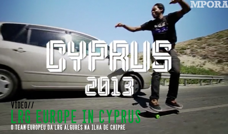 4101LRG Europe in Cyprus || 8:19