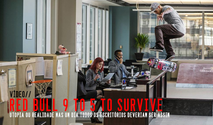 4043RED BULL – 9 to 5 to Survive, gotta be a better way || 3:32