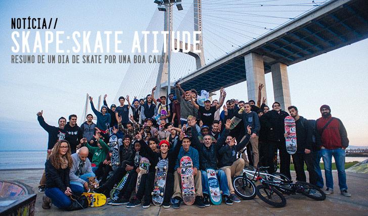 4005Skate Atitude – Resumo do dia
