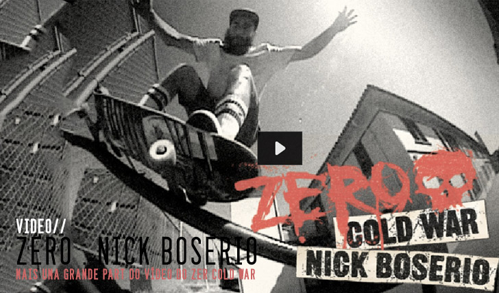 3932ZERO Cold WAR : Nick Boserio || 2:33