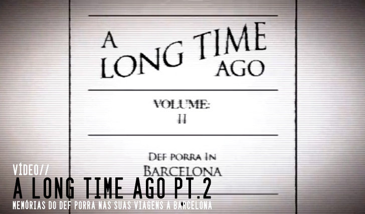 4261A long time ago pt.2 – Def Porra || 1:00