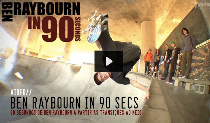 4390Ben Raybourn in 90 seconds || 1:48