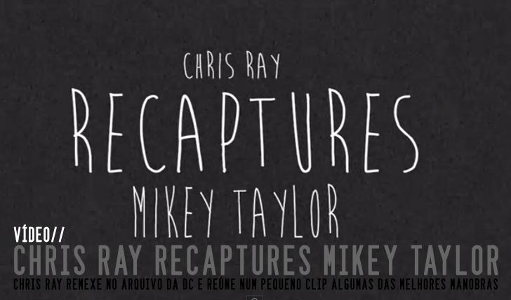 4419Chris Ray: Recaptures Mikey Taylor    1:31