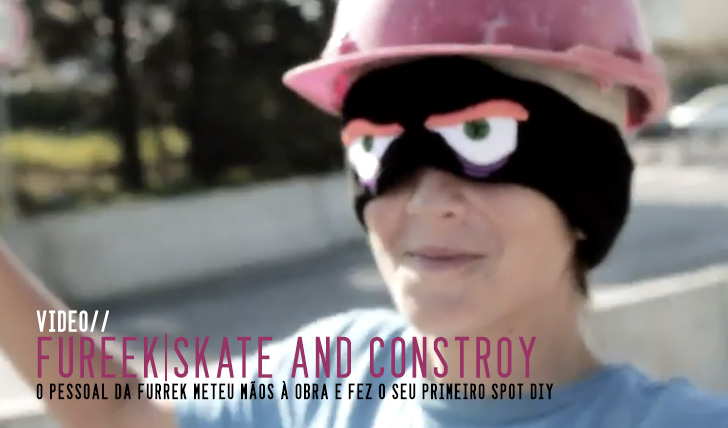 4386Fureek Portugal – Skate And Constroy # 1 || 3:45