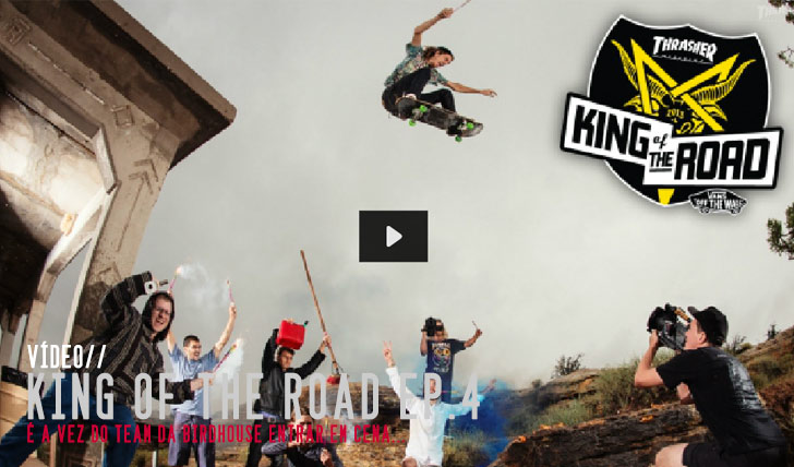 4252THRASHER King of the Road ep. 4 || 10:59