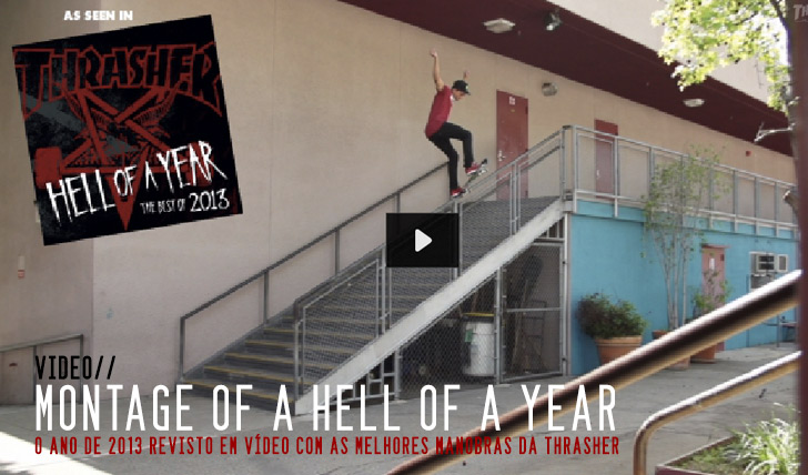 4147Montage from Hell of a Year 2013 || 5:05
