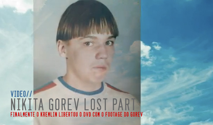 "4308Ementa SB – ""Gorev The Lost Part"" 