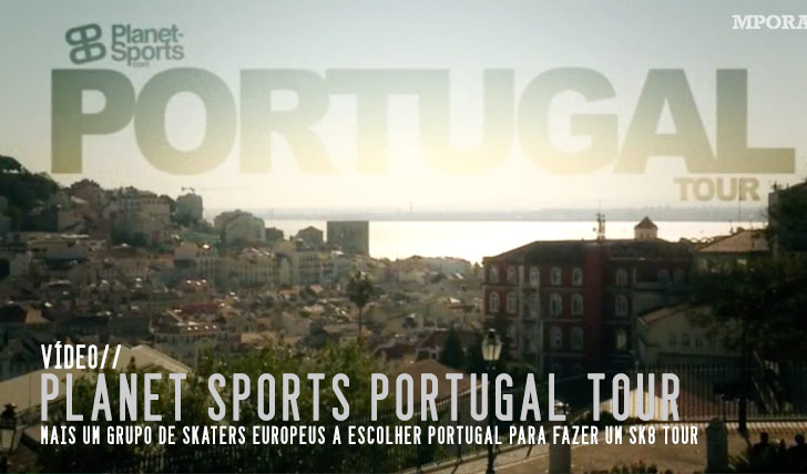 4410Planet Sports Portugal Tour Clip || 4:16