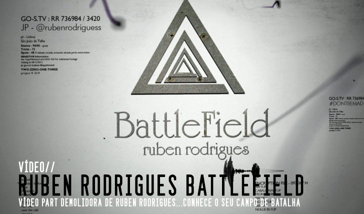 4383Ruben Rodrigues | Battlefield ||5:20