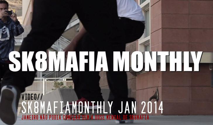 4144SK8MAFIA Monthly : JAN 2014 || 3:08