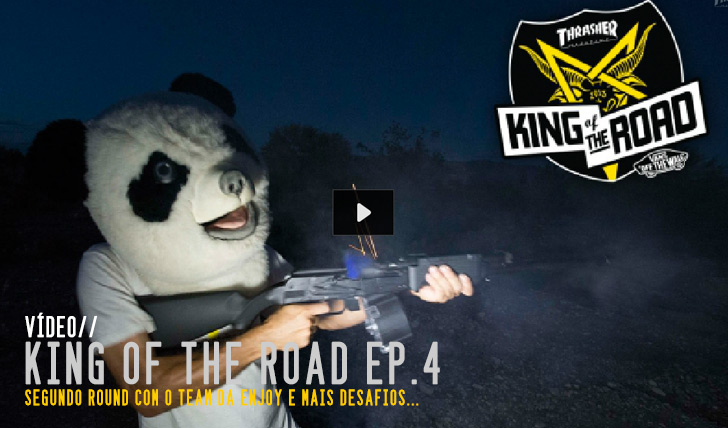 4258THRASHER King of the Road ep.5 || 4:43