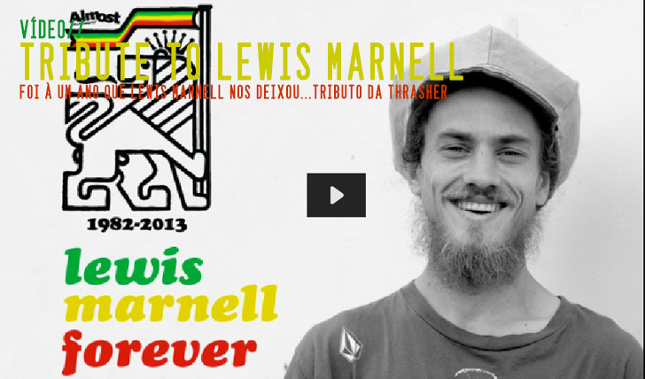 4314Lewis Marnell Tribute Video || 6:44