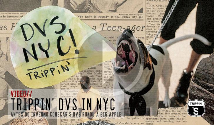 4161Trippin' DVS + NYC || 3:22