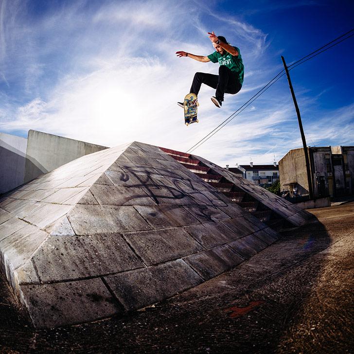 360 Flip Fakie
