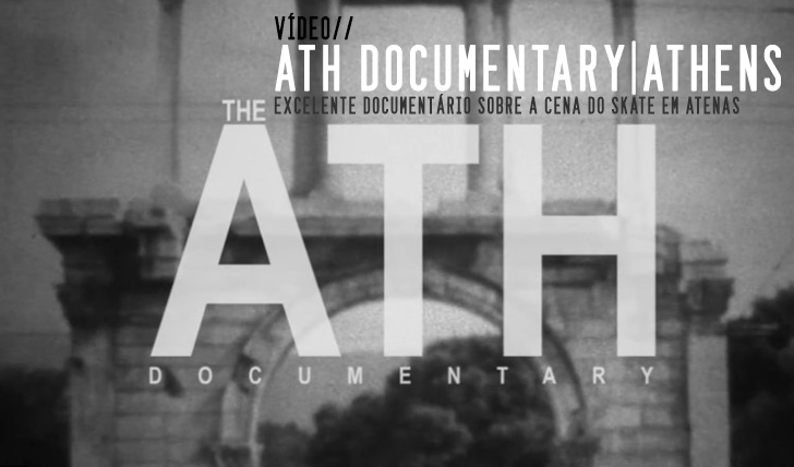 4455ATH: a documentary about Athens' skate scene || 56:57