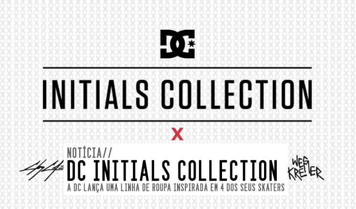 """4473DC apresenta a Colecção """"Initials Collection"""""""