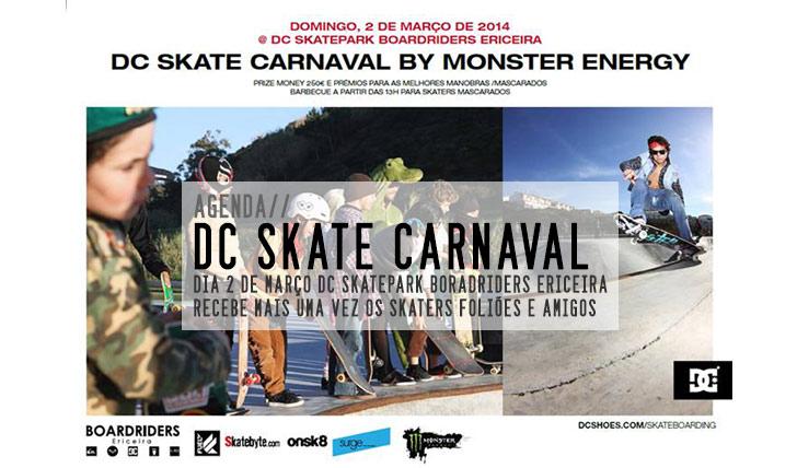 4655DC Skate Carnaval by MONSTER ENERGY