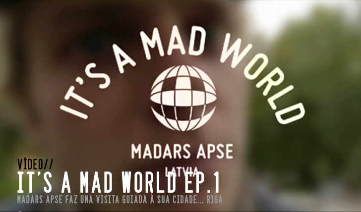 4458Madars Apse | It's A Mad World Ep 1 || 6:53