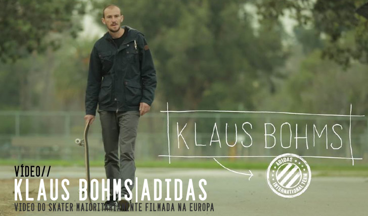 4528Klaus Bohms: New part for Adidas || 2:47