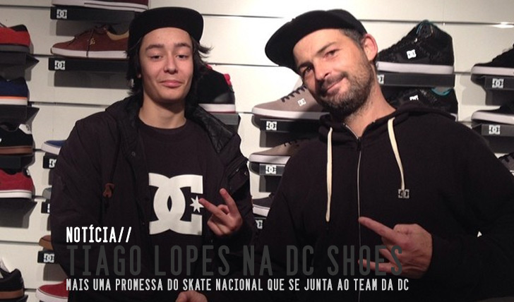 4631Tiago Lopes é o novo team rider da DC SHOES