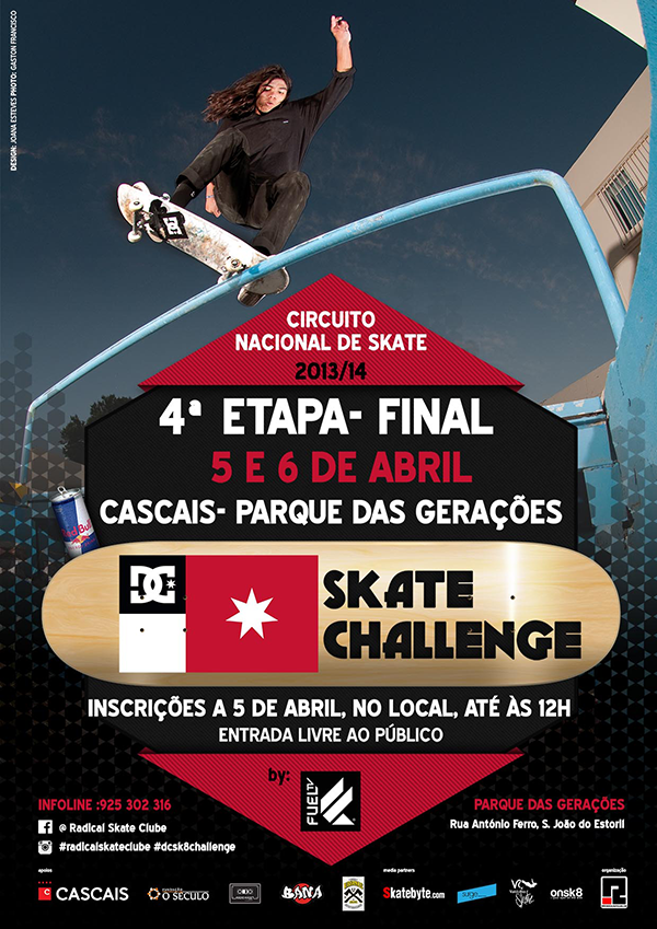 4ª Etapa DC SKATE CHALLENGE by FUEL TV