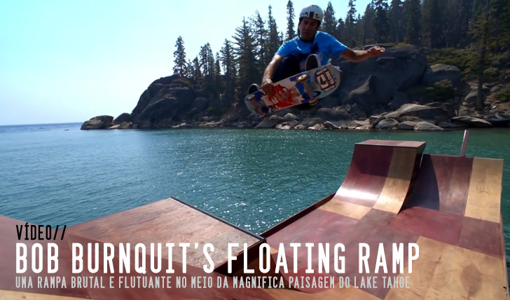 4988Bob Burnquist's Floating Skate Ramp || 3:07