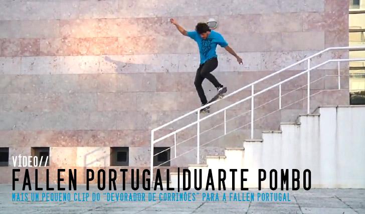 4743FALLEN PORTUGAL – Duarte Pombo || 1:09