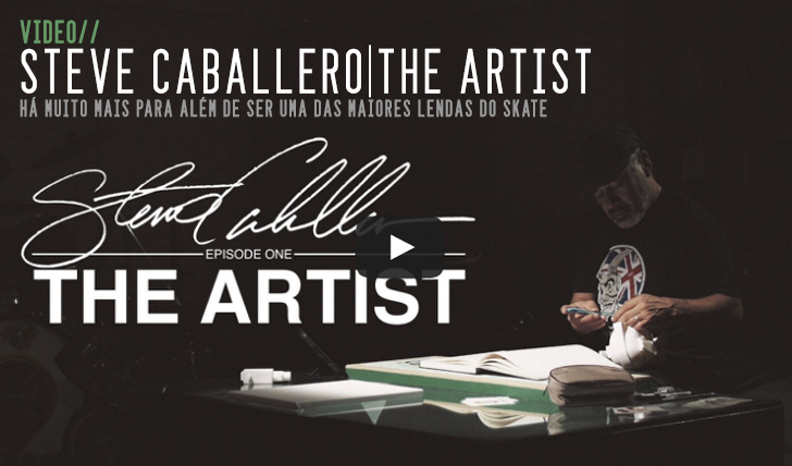 4773RIDE CHANNEL – Steve Caballero the Artist – Push || 7:22