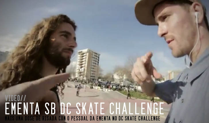 5309Ementa SB – 4ª etapa DC Skate Challenge PDG || 2:39