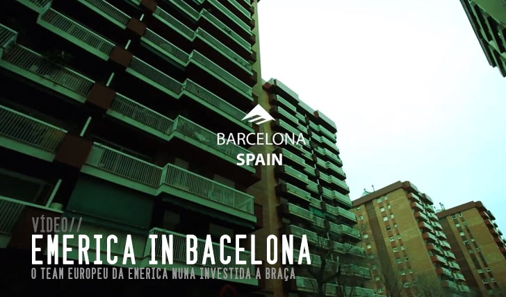 5497EMERICA in Barcelona || 3:00