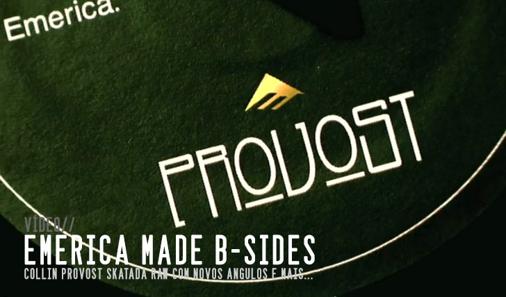 5114EMERICA MADE Chpt. One Collin Provost B Side ||15:21