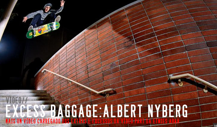 5505Excess Baggage: Albert Nyberg || 4:49