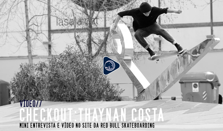 5486RED BULL Checkout: Thaynan Costa