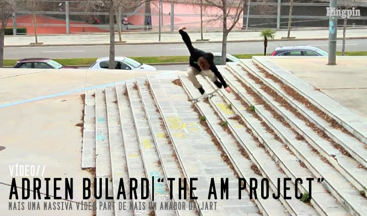 "5850Adrien Bulard ""The Am Project"" JART 
