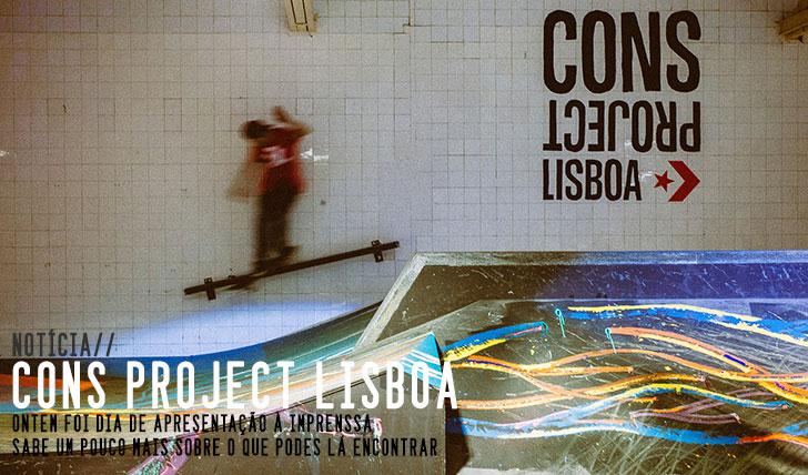 5859CONVERSE|CONS PROJECT LISBOA – Apresentação