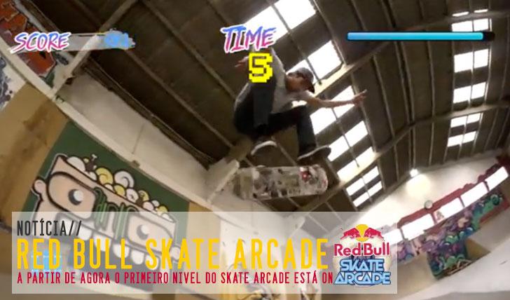 5957RED BULL Skate Arcade|Nivel 1 desbloqueado