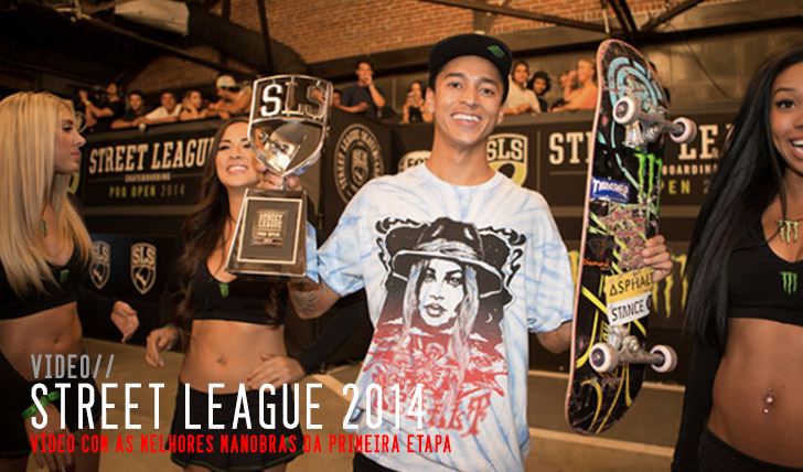 5841Street League Pro Open 2014 || 2:40