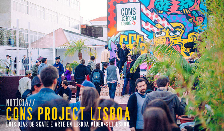 6017CONS Project Lisboa| Slideshow+Vídeo