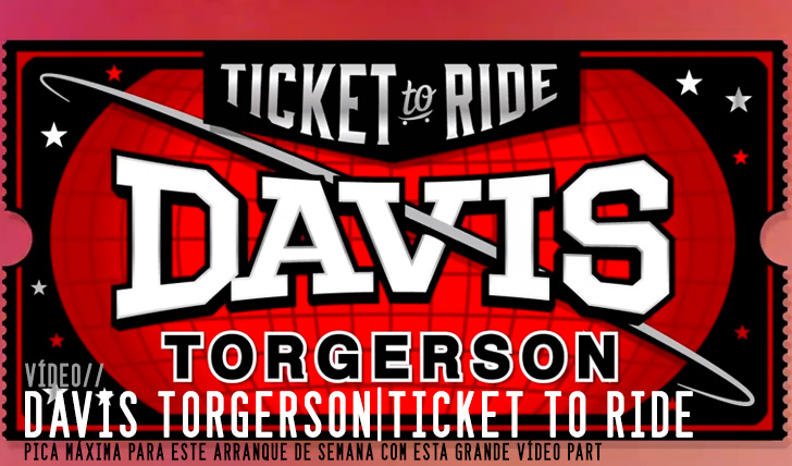"6382Davis Torgerson ""Ticket To Ride""