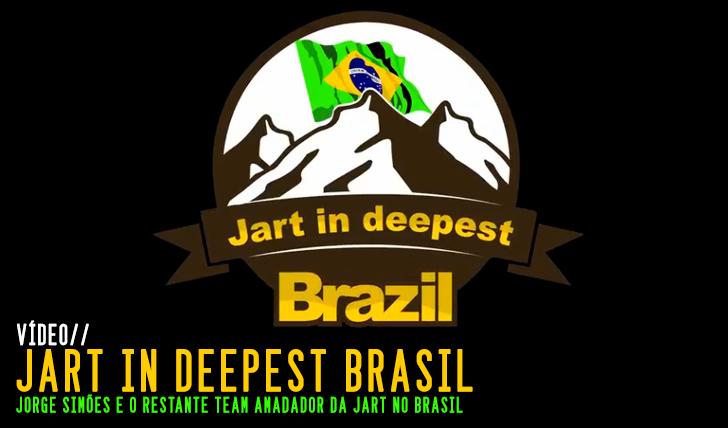 6205JART in deepest Brasil pt.1  3:08