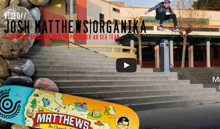 6208ORGANIKA – Josh Matthews || 3:20